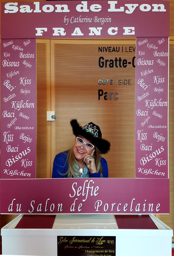Atelier catherine bergoin d cor porcelaine vente for Salon de lyon 2017